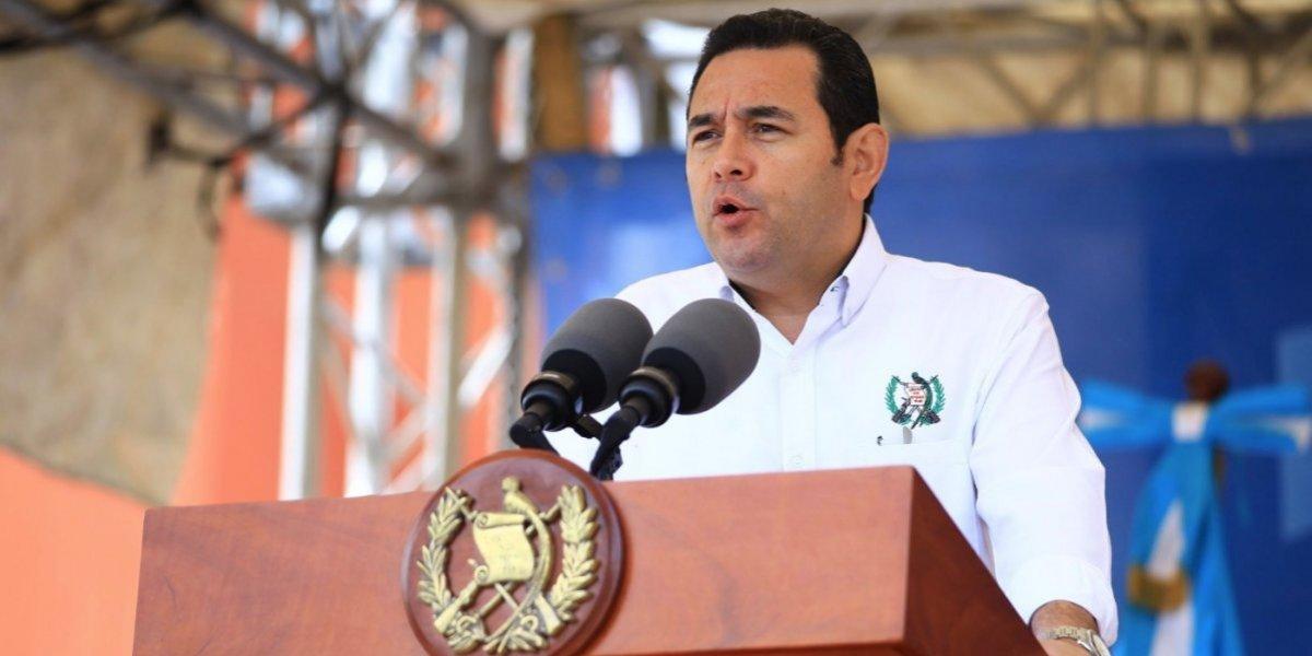 Presidente Morales defiende su actuación en lucha contra corrupción