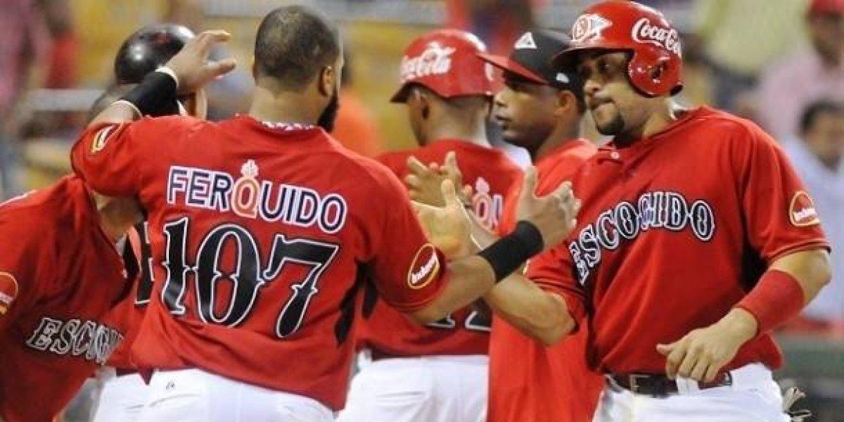 Leones vencen Tigres y escalan a segundo puesto semifinal béisbol dominicano