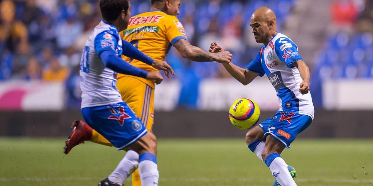 Tigres de Eduardo Vargas sufrió un duro revés en el inicio del Clausura mexicano