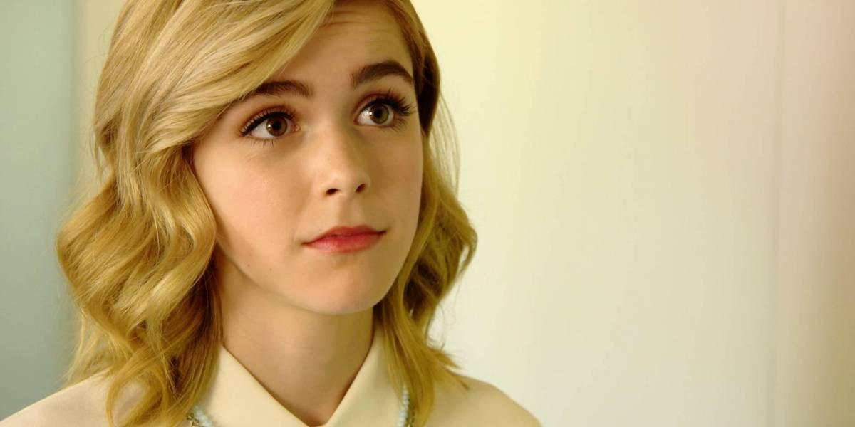 """Habemus """"Sabrina"""": Kiernan Shipka encarnará a la """"Bruja adolescente"""""""