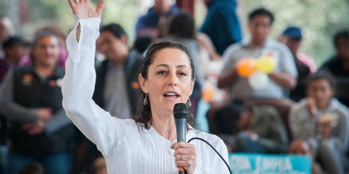 Claudia Sheinbaum rechaza pacto de civilidad entre partidos