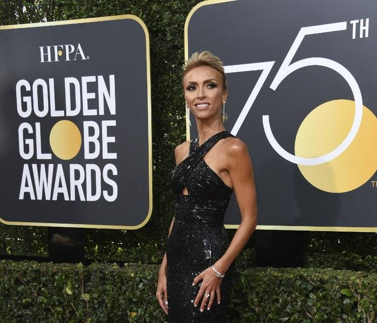 Giuliana Rancic Foto: AFP