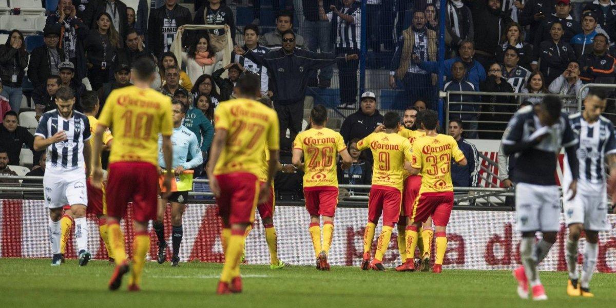 VIDEO: Monarcas saca valioso empate ante Monterrey