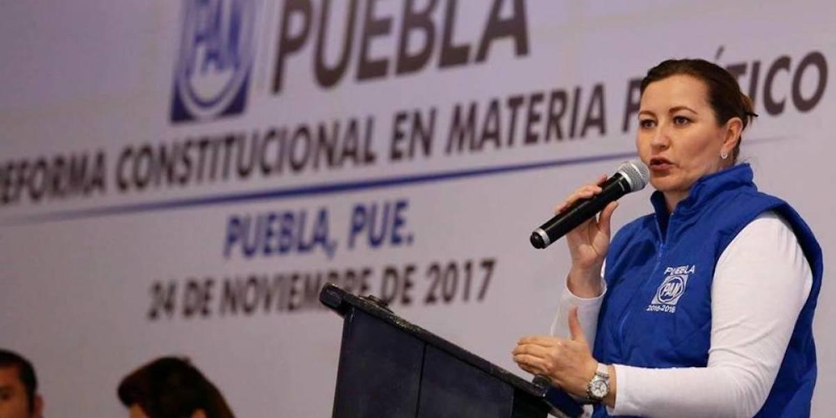 Martha Ericka Alonso, esposa de Moreno Valle, va por gubernatura de Puebla