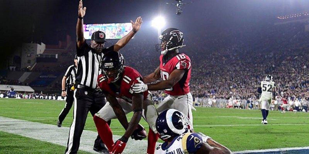 Rams dejó de lado la temporada y caen ante Atlanta