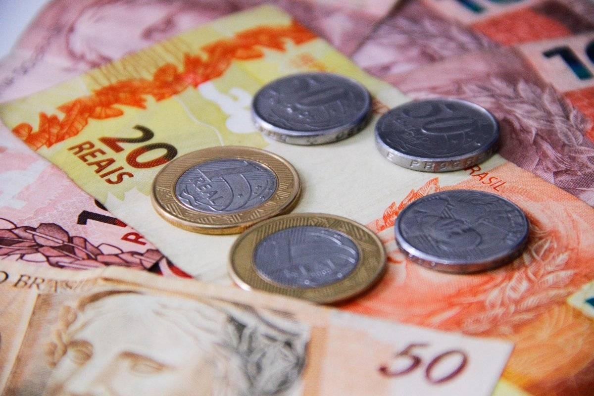 Moedas - dinheiro