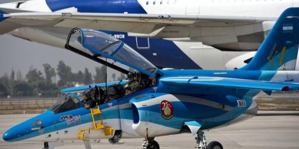 A fábrica argentina que projetou alguns dos mais modernos aviões de guerra do mundo - e hoje está na berlinda