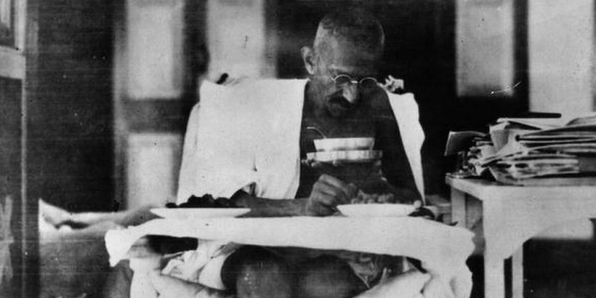 "Revelan carta de Gandhi deseando ""era de paz"" a los judíos"
