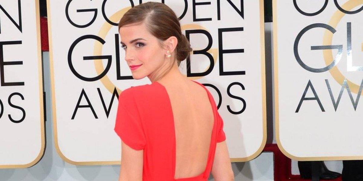 La increíble donación de Emma Watson a las víctimas de abuso sexual en Reino Unido