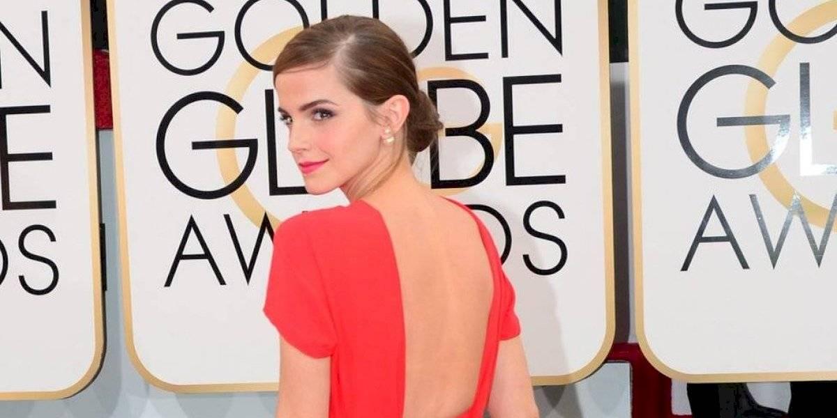 Emma Watson dejó atónitos a sus seguidores con su disfraz de la Mujer Maravilla
