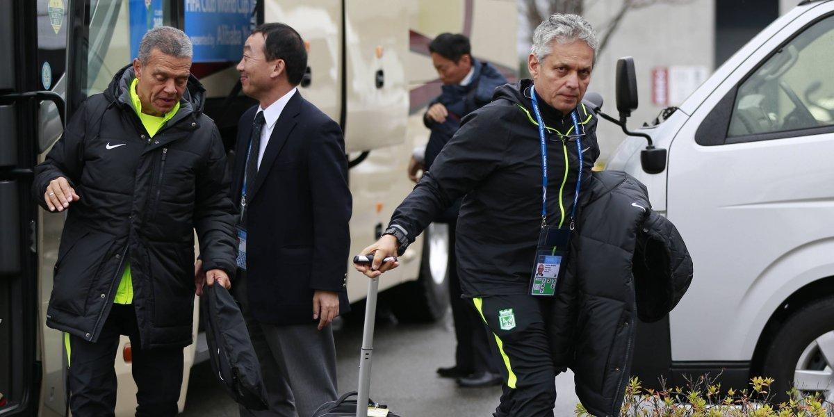 Con una Rueda en Chile: Agente del DT colombiano llegó al país para ultimar detalles