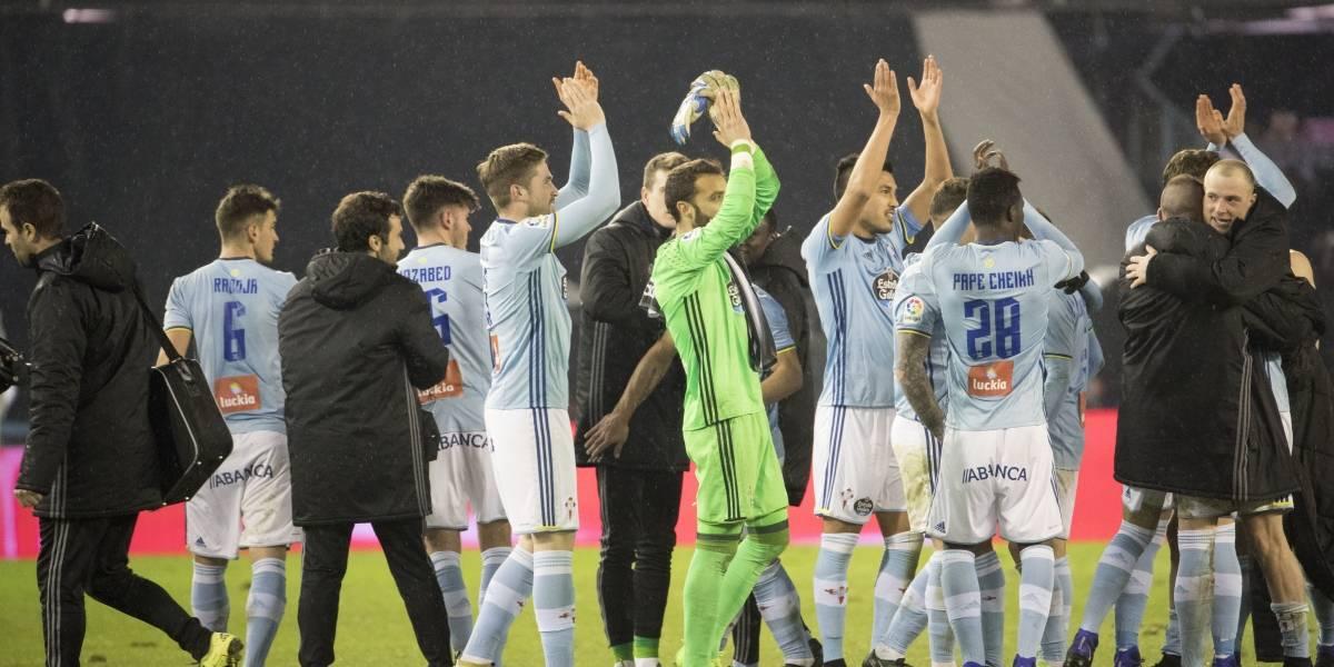Celta de Hernández igualó un duelo electrizante con Real Madrid y le complicó el título en España