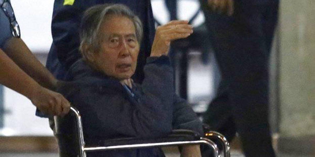"""Fujimori fuera de las rejas: """"Anhelo un Perú sin rencores"""""""