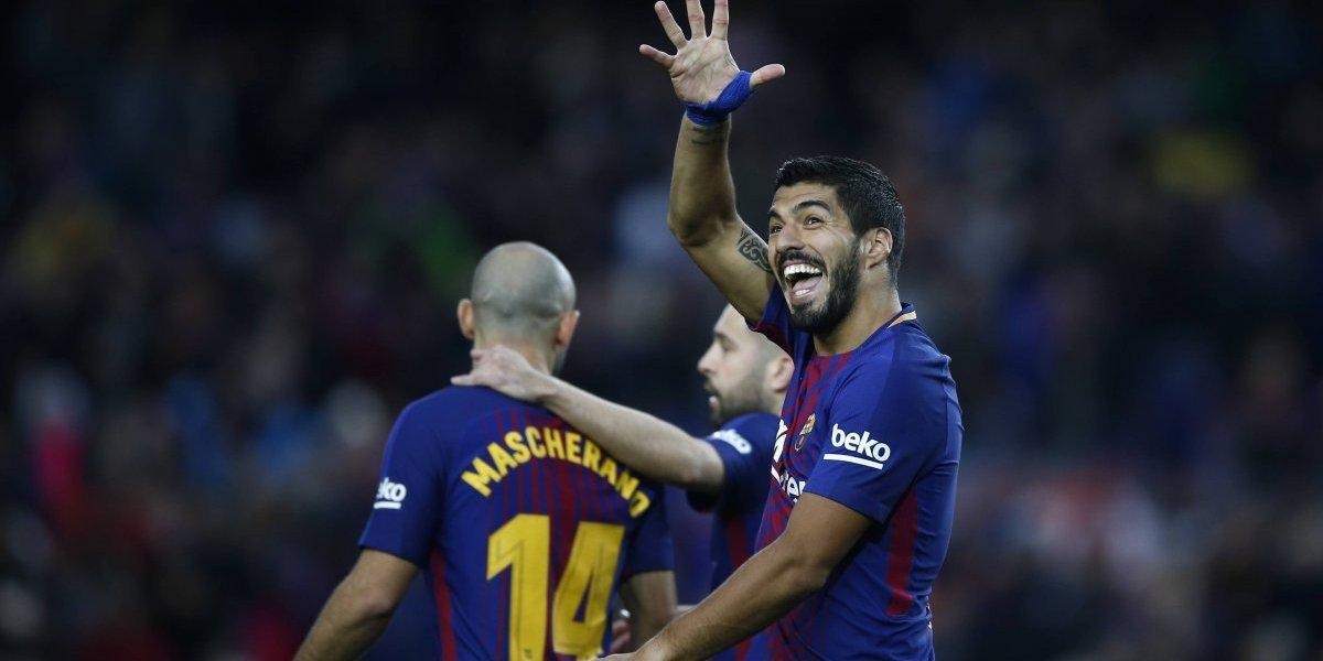 FC Barcelona sigue imparable en España tras golear al Levante