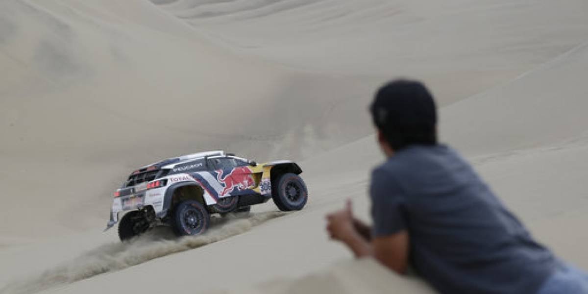 Rally Dakar 2018: Perú cumple con Pisco