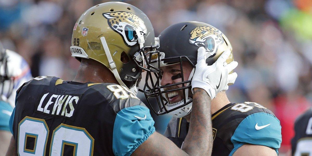 Jaguares vencen y eliminan a Bills; van ante Steelers