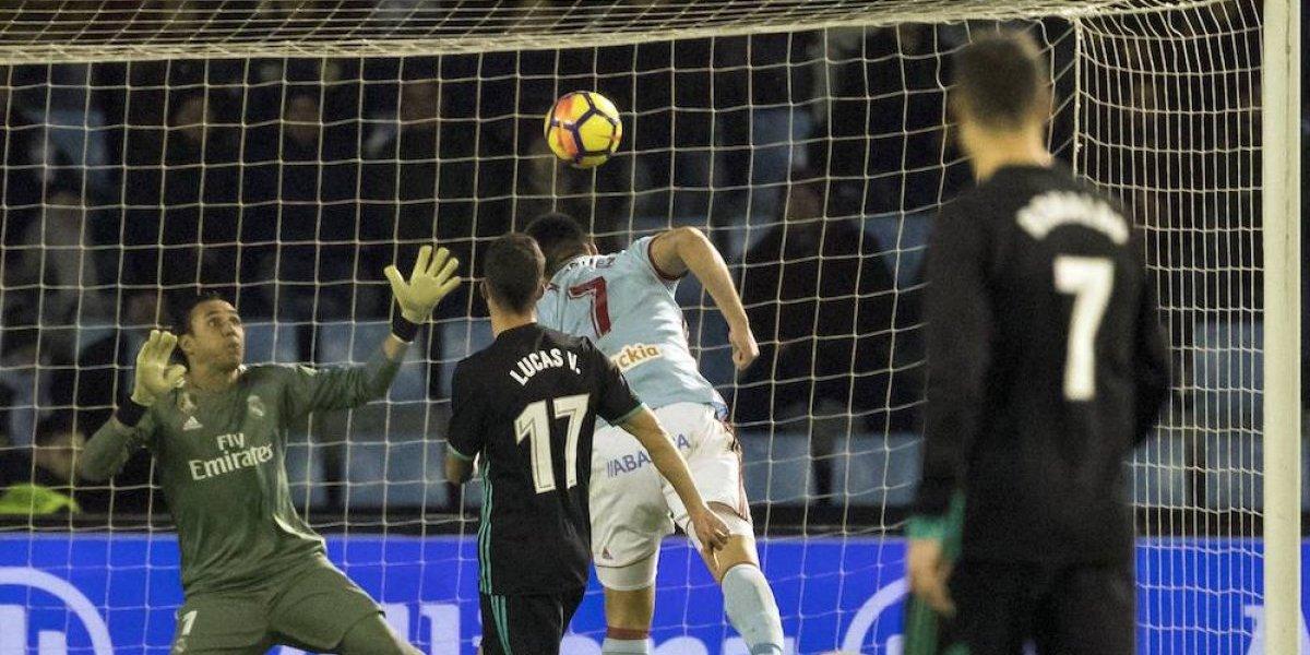 Real Madrid tropieza y se aleja del Barcelona