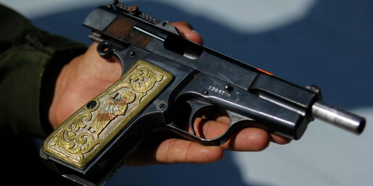 Crecen lesiones por arma de fuego en la CDMX