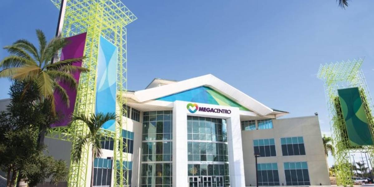Megacentro celebra 15 años de operaciones