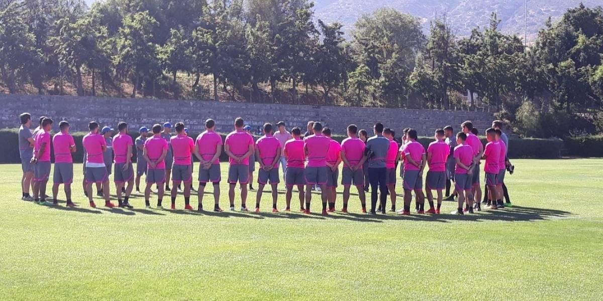 Comenzó la era Beñat: La UC inició la pretemporada sin caras nuevas en San Carlos de Apoquindo