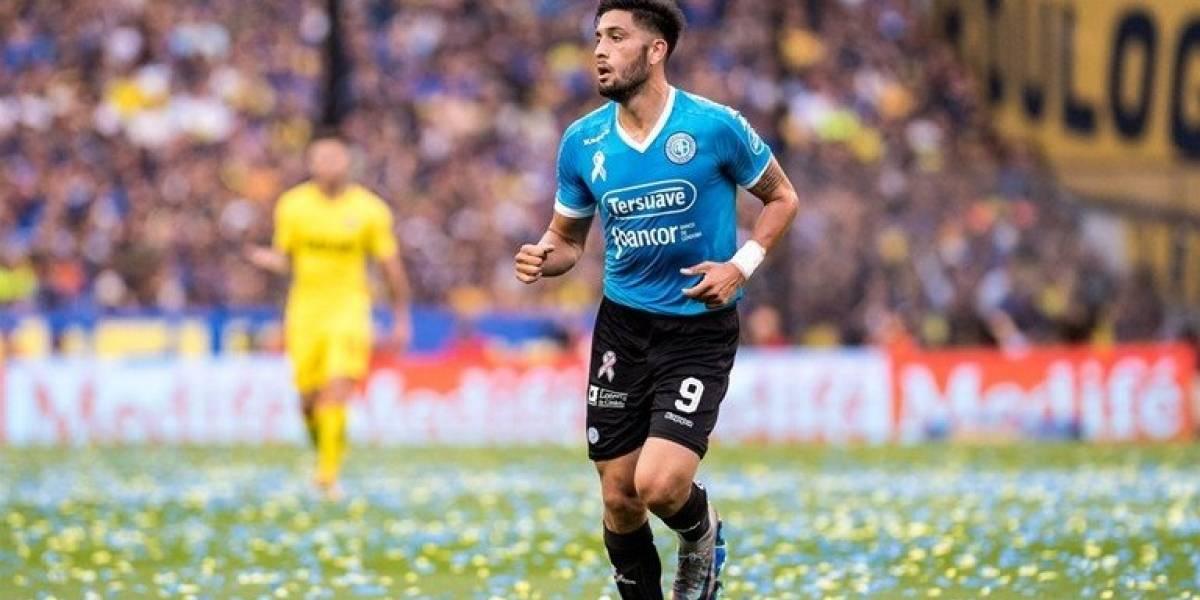 Unión Española sumó un delantero argentino para pelear el campeonato y la Copa Sudamericana