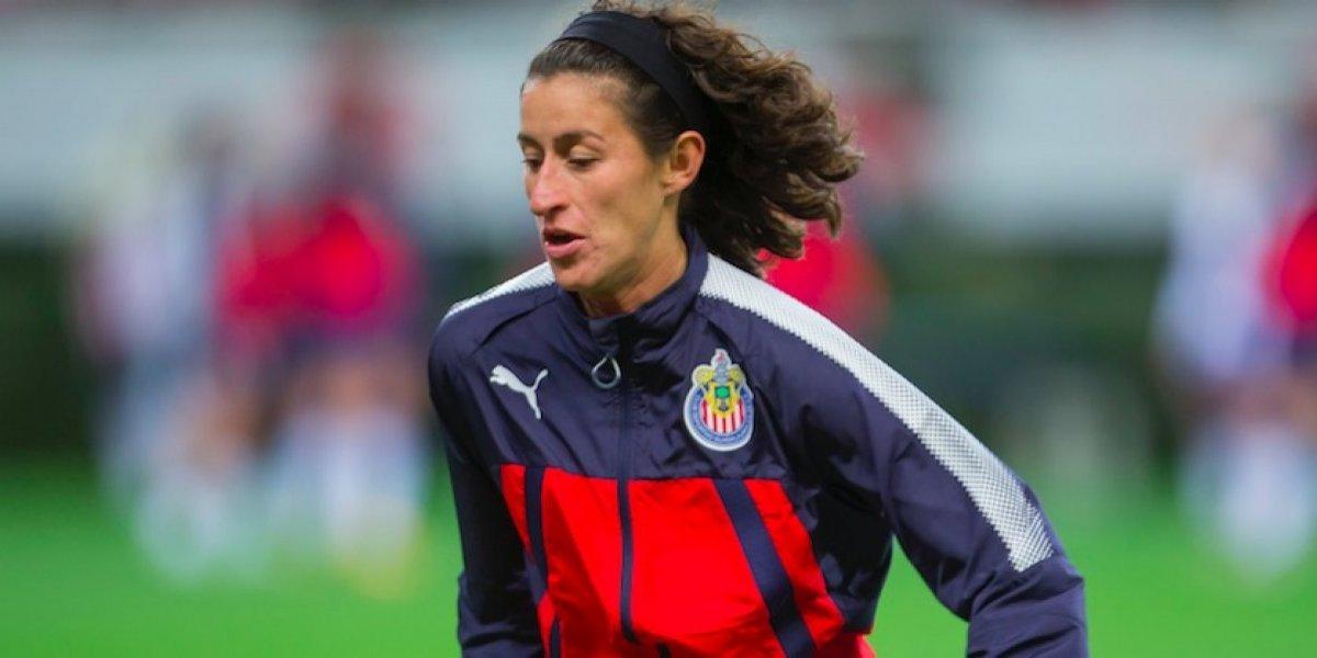 VIDEO: Tania Morales y sus goles olímpicos con Chivas