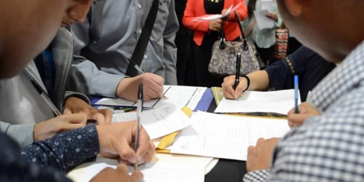 ¿Buscas trabajo? Prepara tu papelería para el festival de empleo