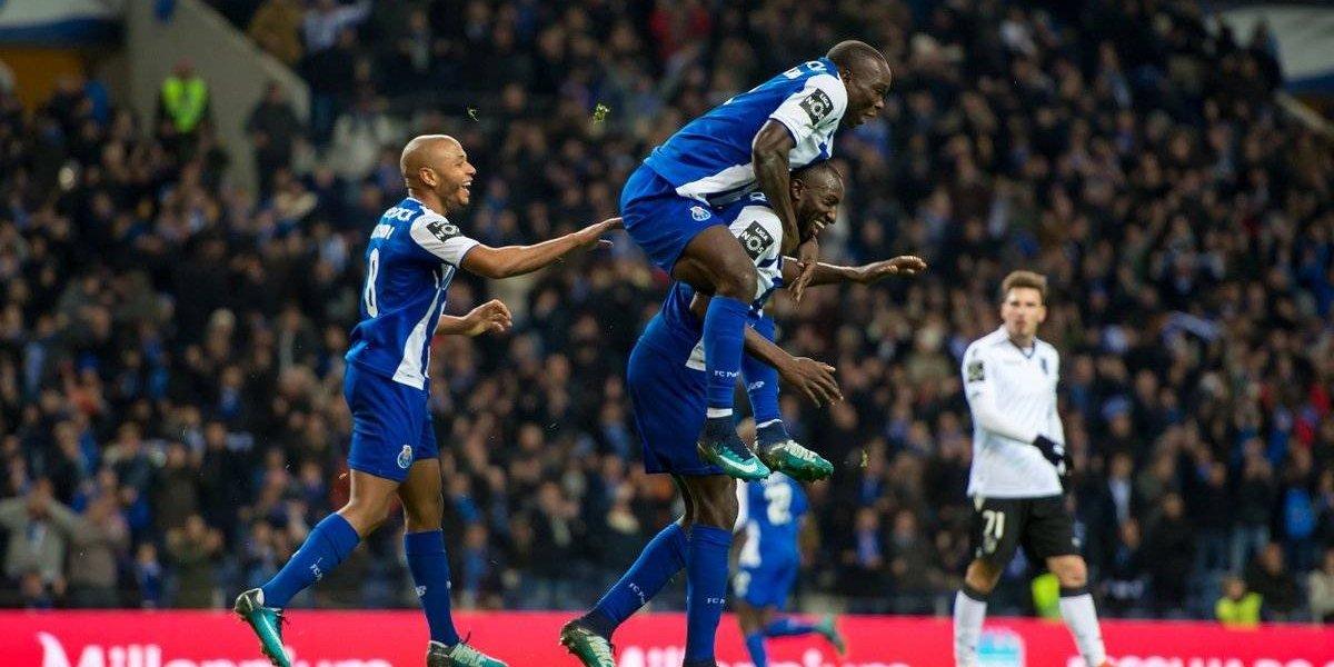 Porto obtiene el primer lugar en la Liga de Portugal