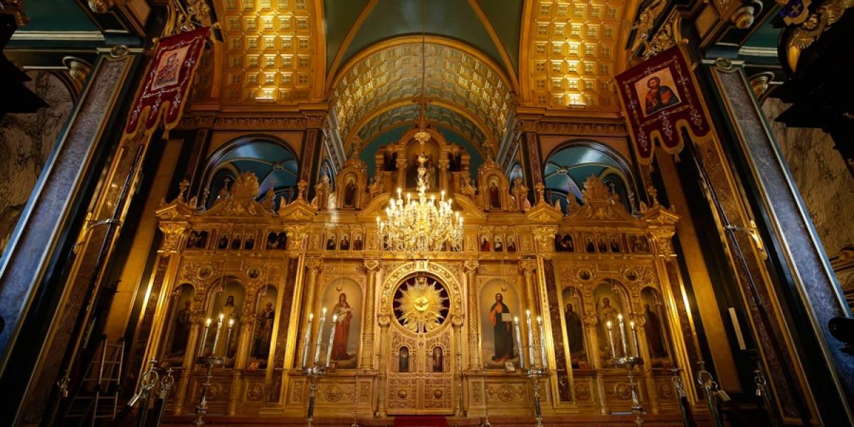 Reinauguran histórica Iglesia de Hierro en Turquía
