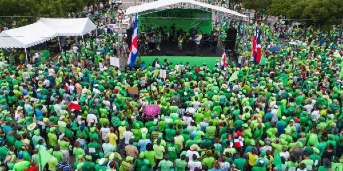 #28E: Llaman a masiva marcha verde