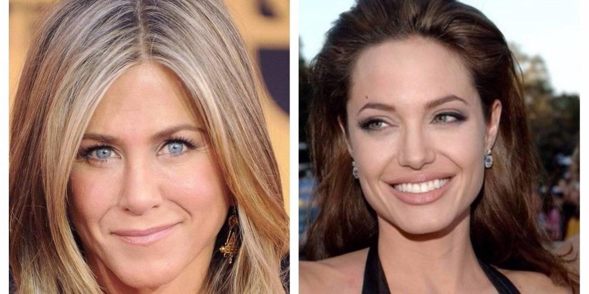 Jennifer Aniston y Angelina Jolie se reencontrarán en los Globos de Oro