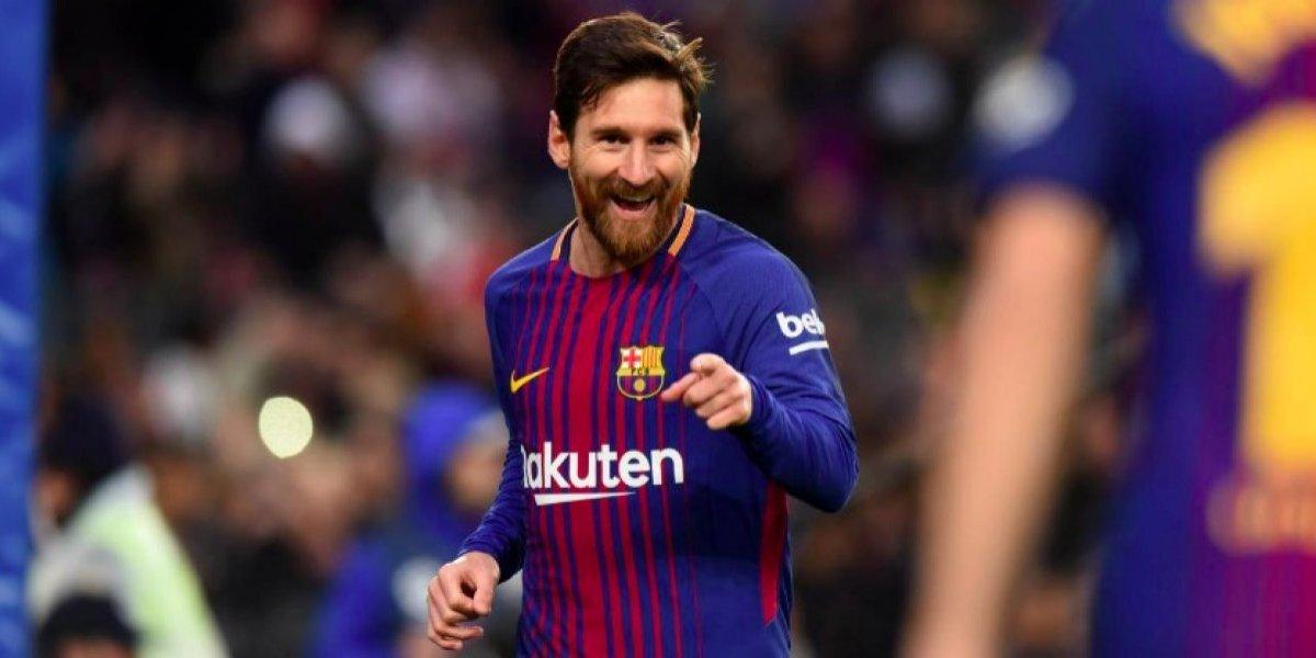 Barcelona se mantiene invicto y firma goleada ante Levante