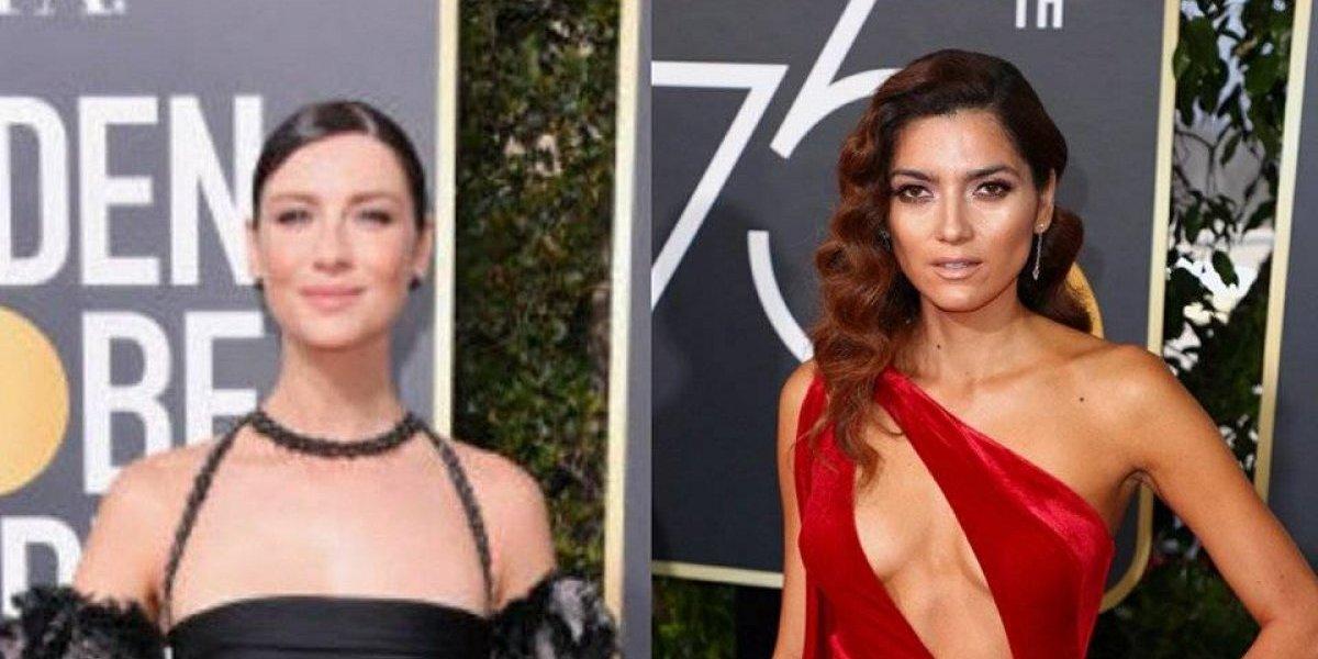 Fotos: Las peor vestidas de los Globos de Oro 2018