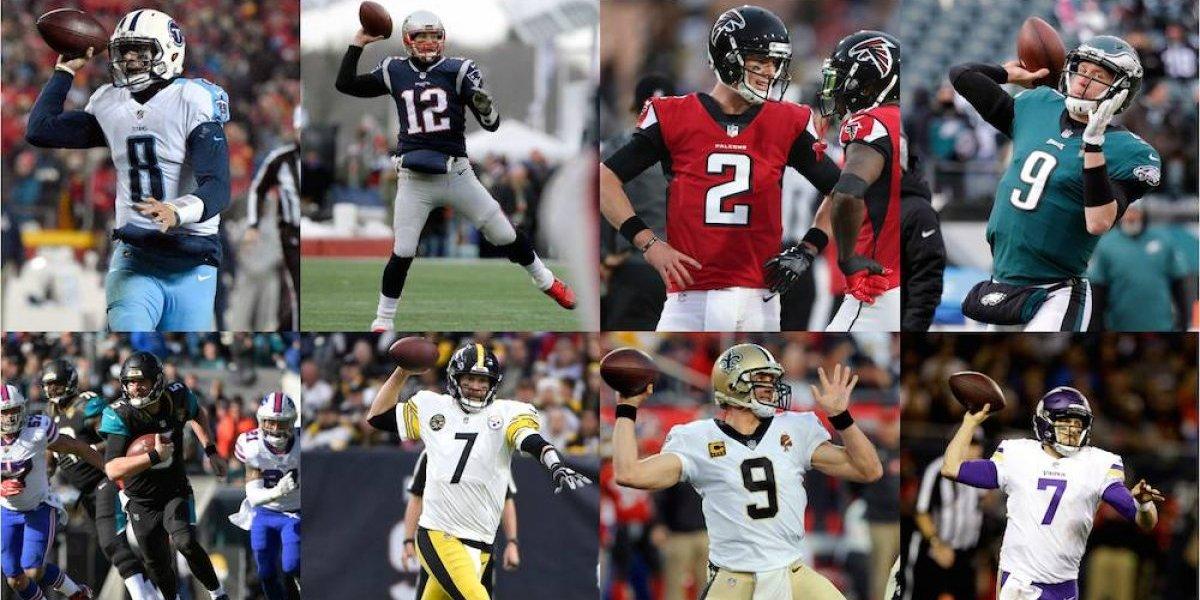 Quedan definidos los duelos de ronda divisional de la NFL