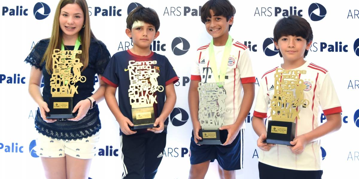 """#TeVimosEn Realizan premiación del """"Campeonato Nacional de Bicicross 2017"""""""
