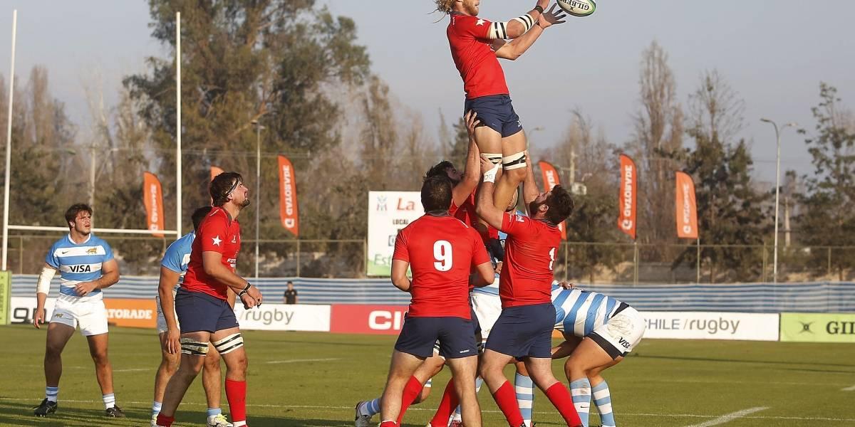 Los Cóndores hacen historia en el seven de rugby de Punta del Este
