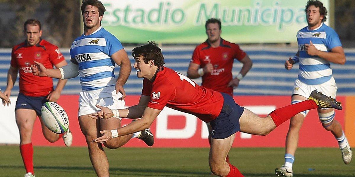 Los Cóndores siguen haciendo historia y avanzan a semifinales del rugby seven de Punta del Este