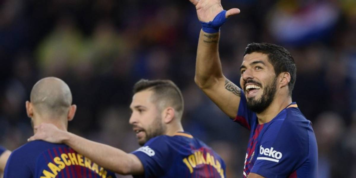 El Barcelona se impone ante el Levante y reafirma su liderato en LaLiga