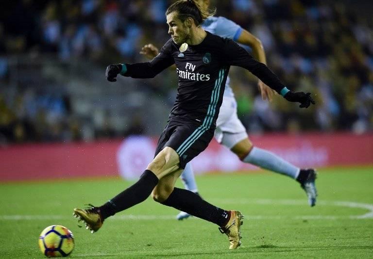 Gol de Gareth Bale contra el Celta de Vigo