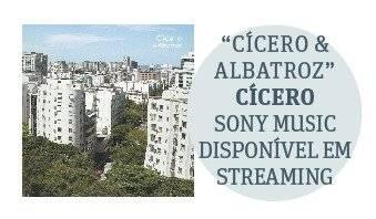 Cícero - disco