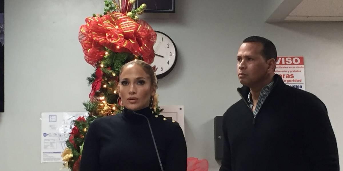 Jennifer López y Alex Rodríguez donan 2.1 millones a Centros 330 en Puerto Rico