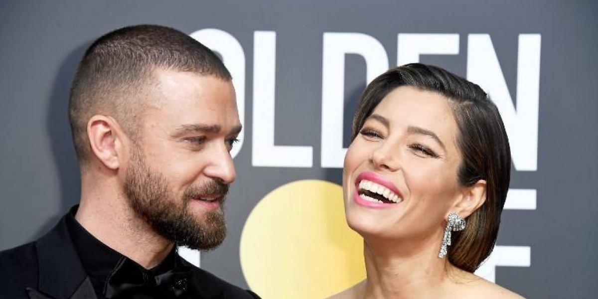 Con candente mensaje, Justin Timberlake elogia a Jessica Biel