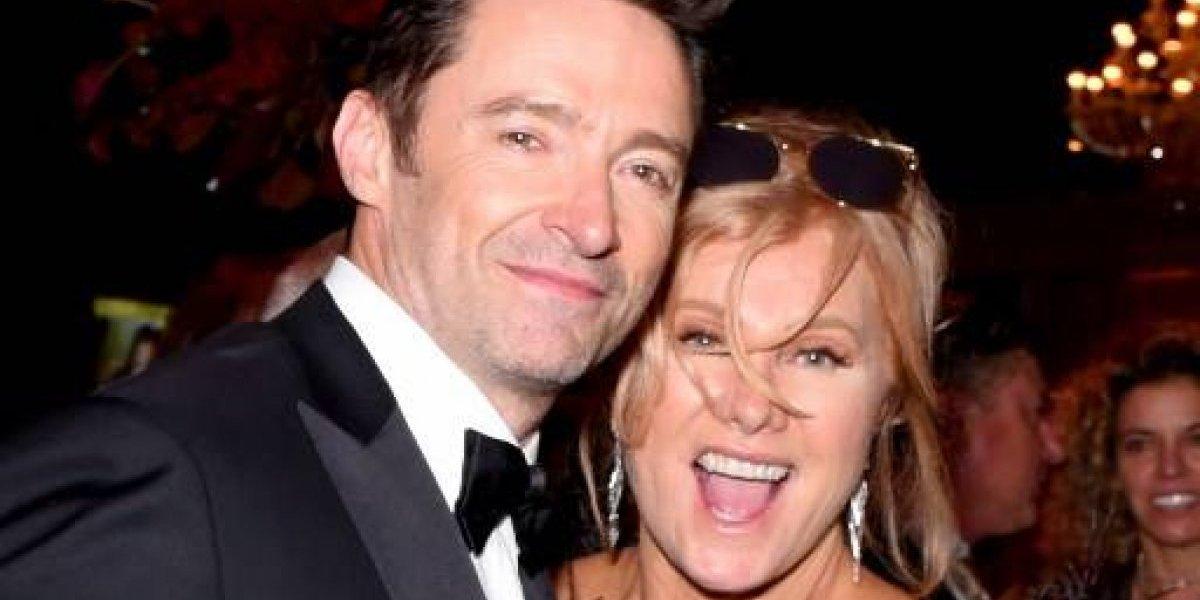 Viralizan reacción de Hugh Jackman tras perder en los Globos de Oro