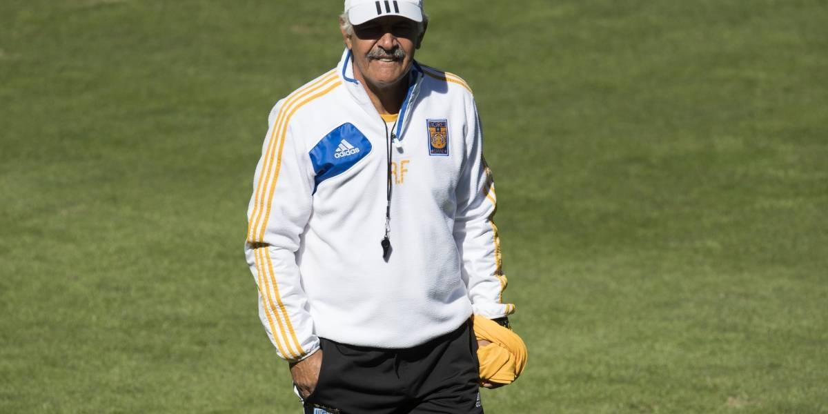Ricardo Ferretti todavía no tiene al refuerzo de Tigres en la mira