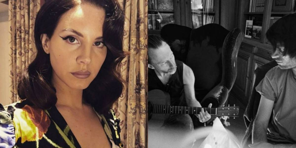 Radiohead processa Lana Del Rey por plágio do hit Creep; compare as músicas