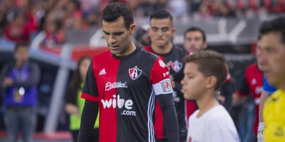Rafa Márquez jugaría el resto del torneo con Atlas como central