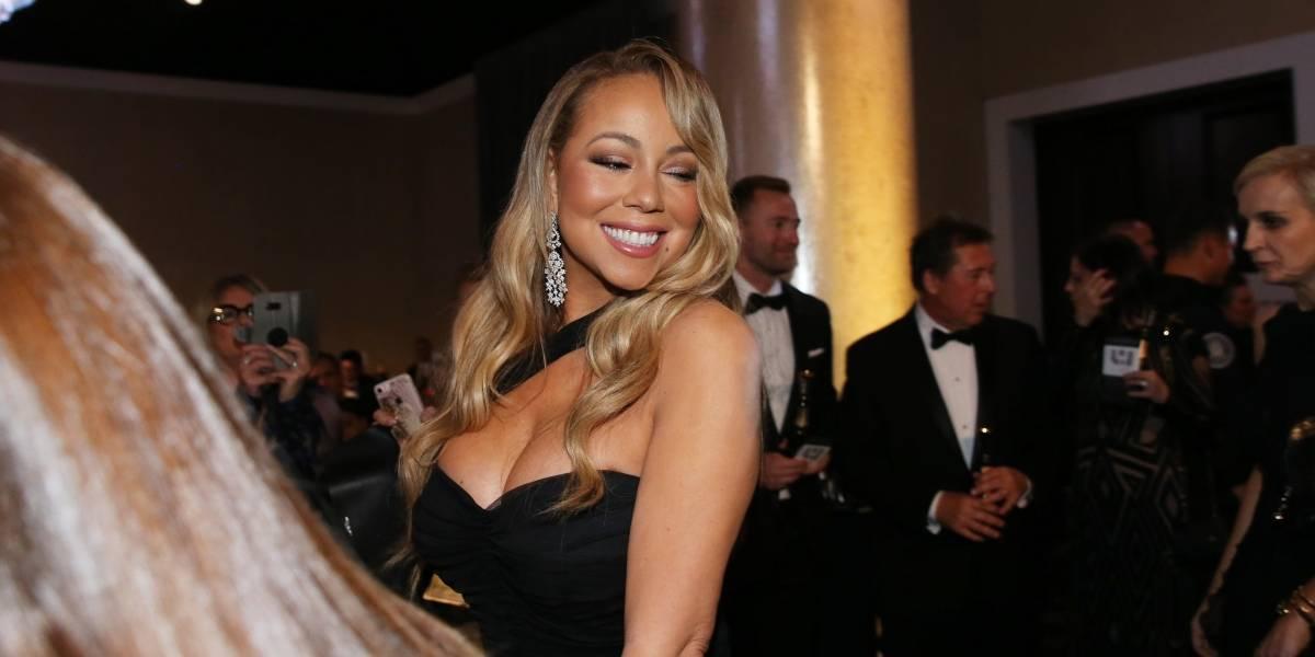 Mariah Carey roubou lugar de Meryl Streep no Globo de Ouro