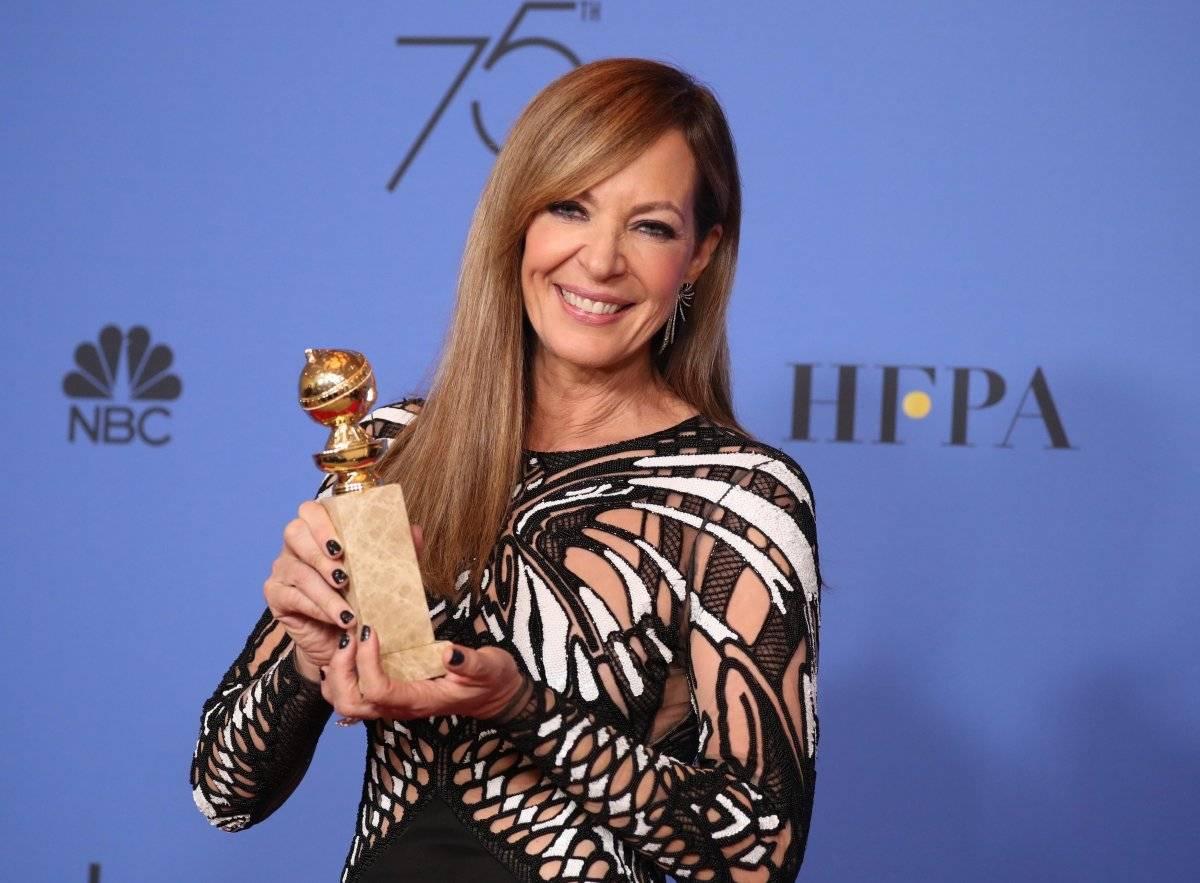 """Allison Janney, de """"Eu, Tonya"""", ganhou como melhor atriz coadjuvante REUTERS/Lucy Nicholson"""