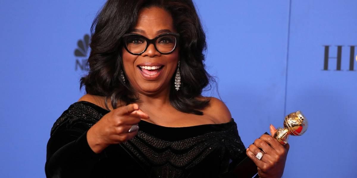 Oprah Winfrey estuda se candidatar à Casa Branca, diz canal de TV
