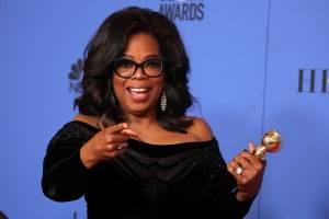 Prêmio Cecil B. Demille: Oprah Winfrey